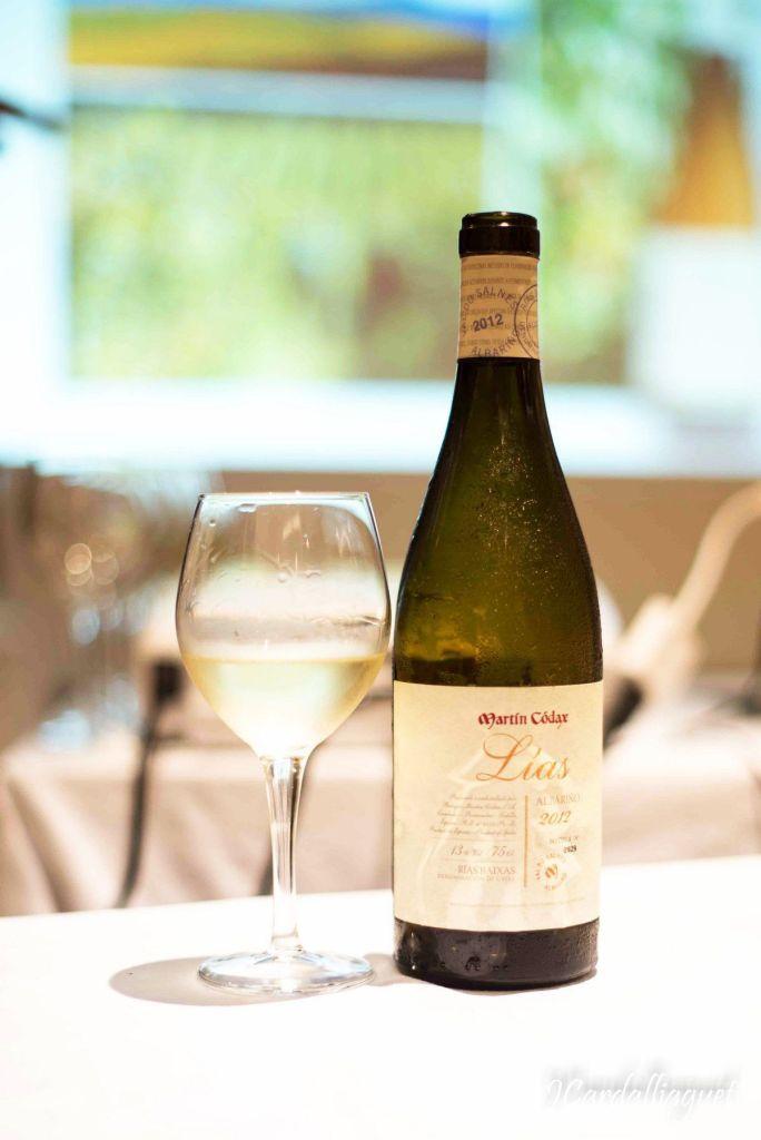 Vino Martín Códax Lías 2015 92 puntos Guía AkataVino wineXtreme 2017
