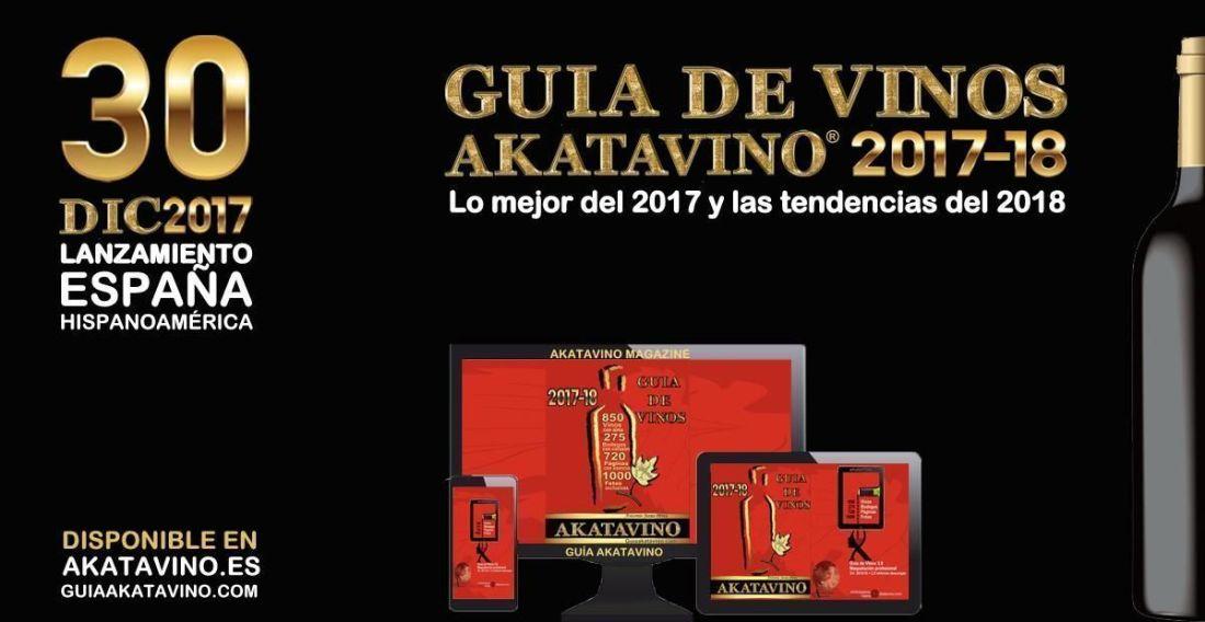 Accede a la plataforma descarga Guía de Vinos AkataVino 2018