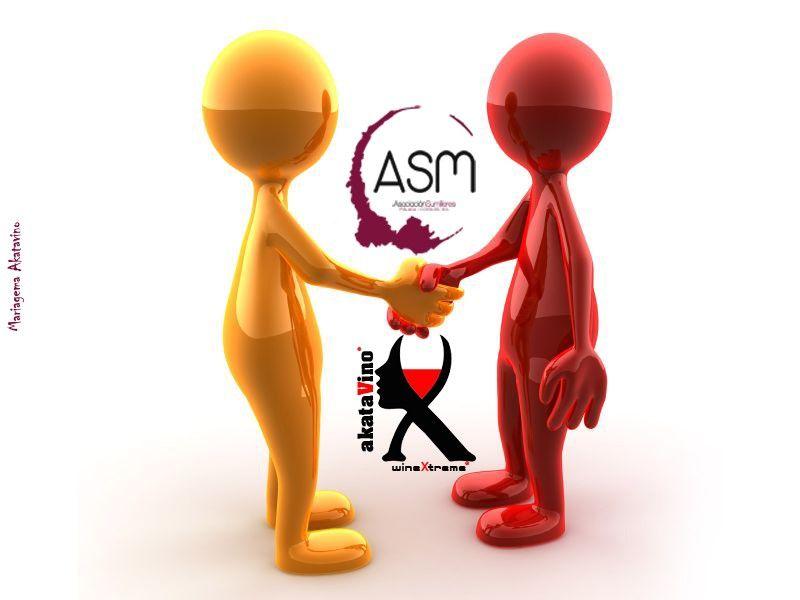 ASM & akataVino wineXtreme organizadores del Evento