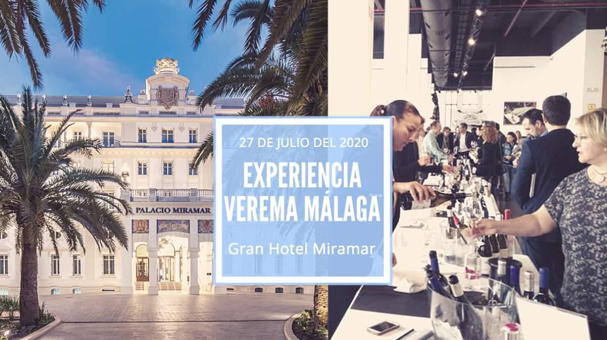 Experiencia Verema Málaga 2020. Verema Málaga tiene muchas ganas de ti | AkataVino MAgazine