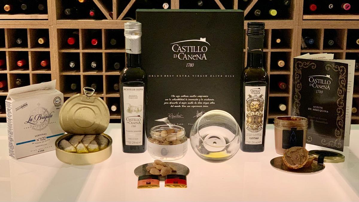 Castillo de Canena presenta Arbequino Amontillado