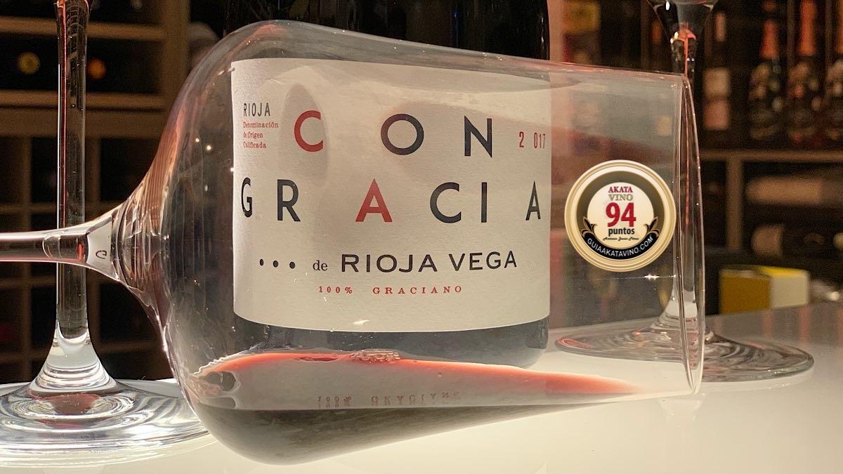 Rioja Vega lanza al mercado Con Gracia… de Rioja Vega. 100% Graciano de producción limitada | AkataVino Magazine