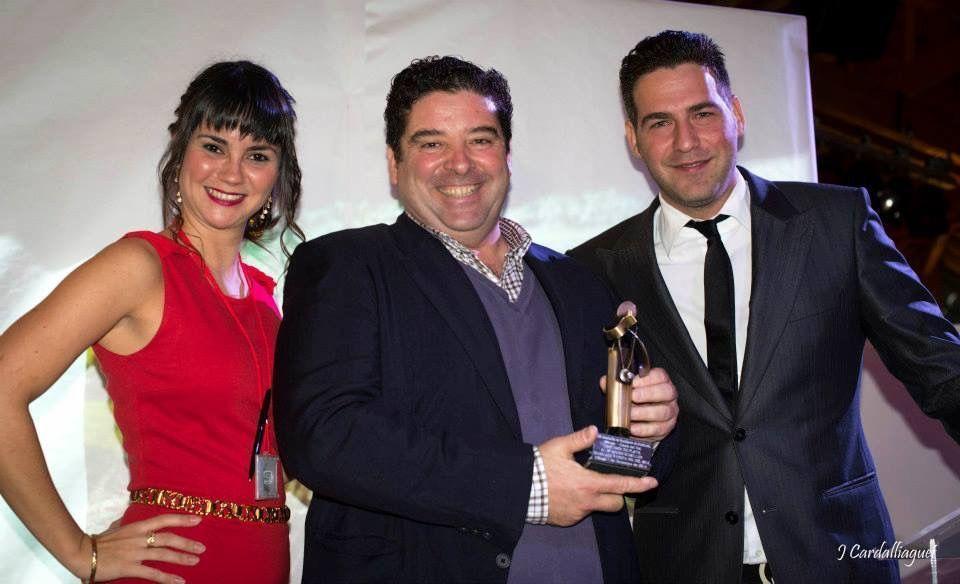 Alberto Egea 2º Mejor Sumiller de Málaga y la Costa del Sol | Premios ASM 2014