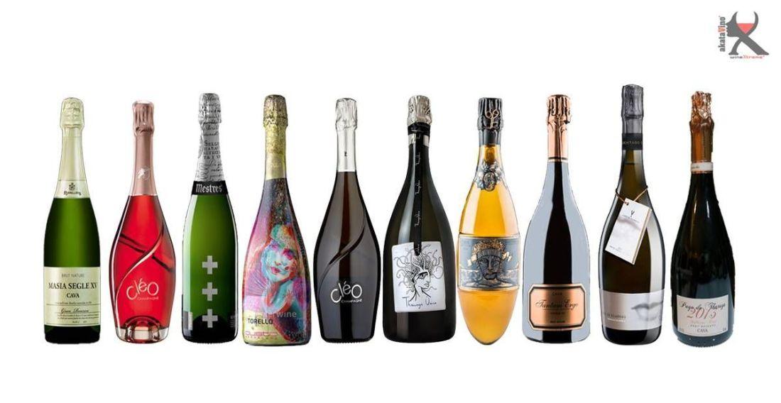 Los 10 Mejores Vinos Espumosos 2016 Premios AkataVino CIVAS © 2016 web