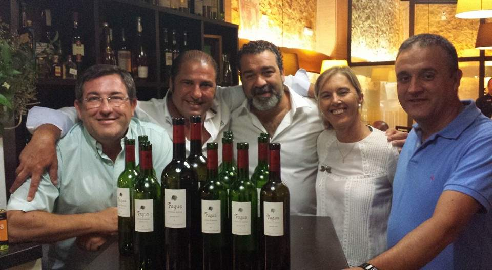 Noche 7. Fagusmania Bodegas Aragonesas Restaurante bienmesabe (3)