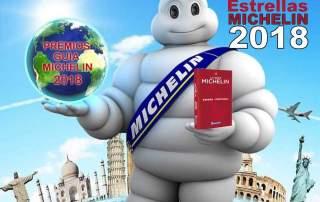 Nuevas Estrellas Michelin 2018 por akataVino.es V2