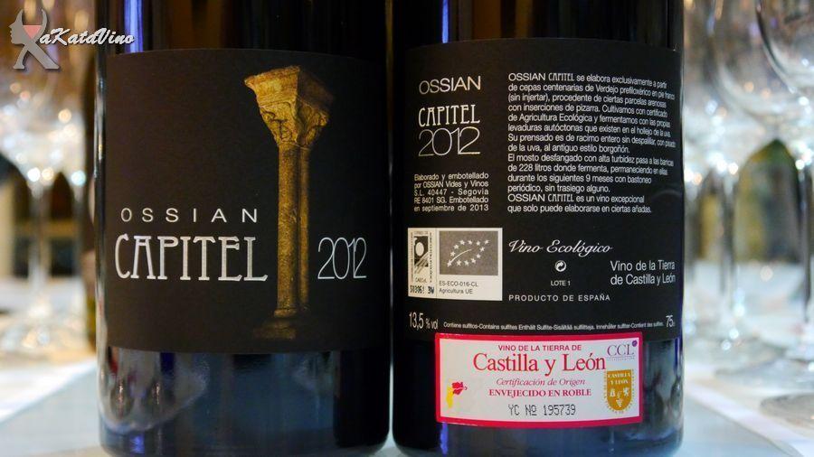 Ossian Capitel 2012 Mejor Vino del año en España GuiadevinosXtreme © akataVino.es 6