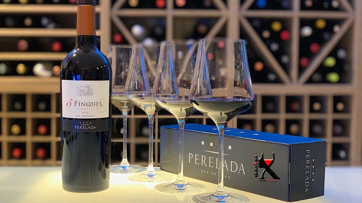 Perelada 5 Finques 2016. 7 variedades que definen el Empordá de Perelada | AkataVino Magazine