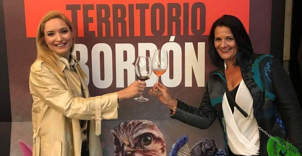Lorea Perez Castañeda y María Gema Akatavino Territorio Bordon Malaga © Akatavino.es (43)