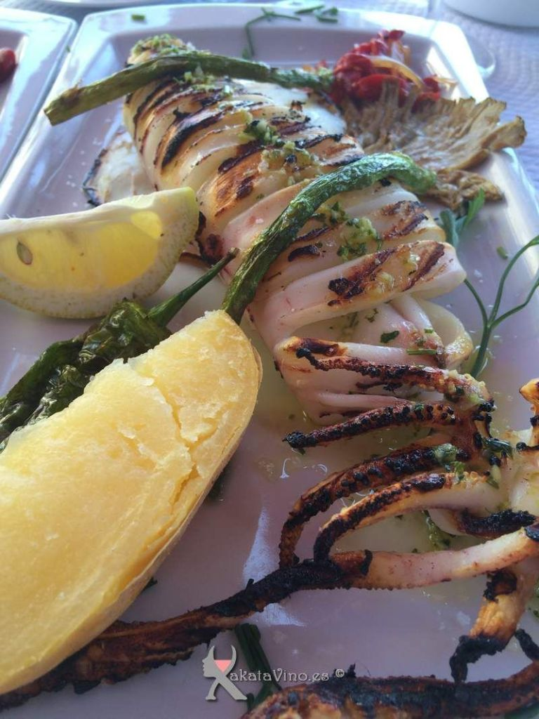 Restaurante Nuevo Arenas en Herradura 2016 © akataVino (7)