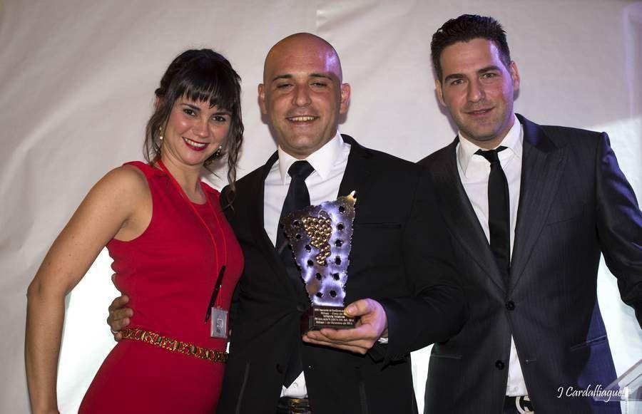 Premio al mejor barman de Málaga Sumilleres ASM 2014