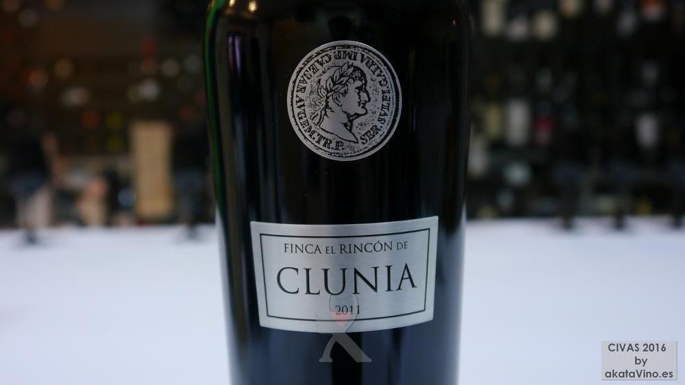 TOP 1 Finca el Rincón de Clunia 95.75 puntos TOP 10 Mejores Vinos Revelacion 2016 © akataVino