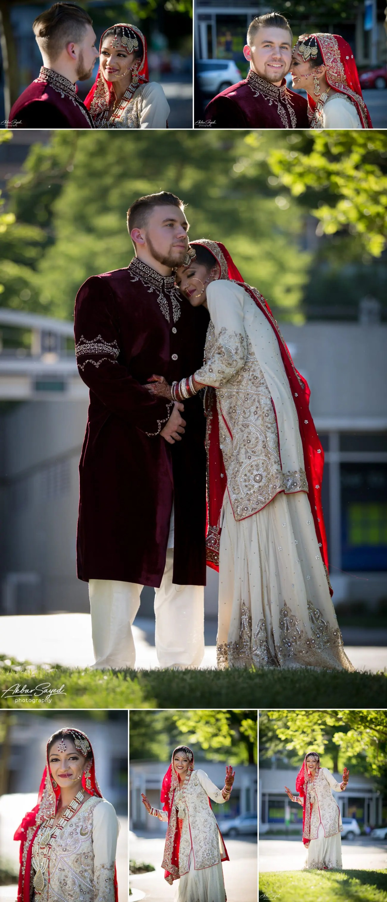 Anam and Josh - Westin Crystal City Wedding 6