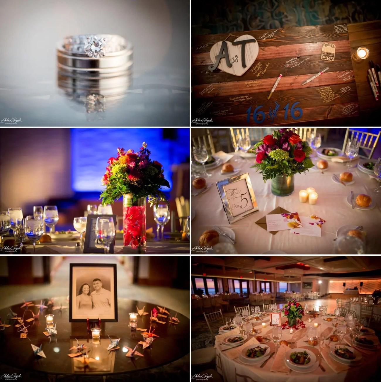 Andrea and Thuan - Crescent Beach Club Wedding 9