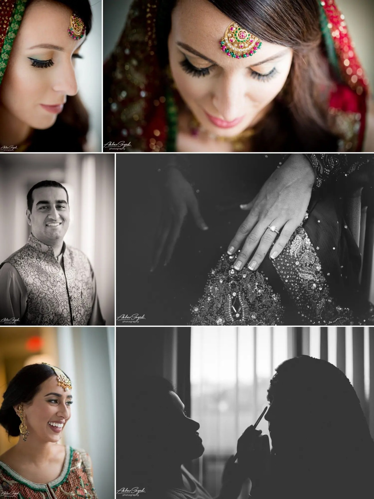 Kathleen and Ali - Ten Oaks Ballroom Mehndi 10