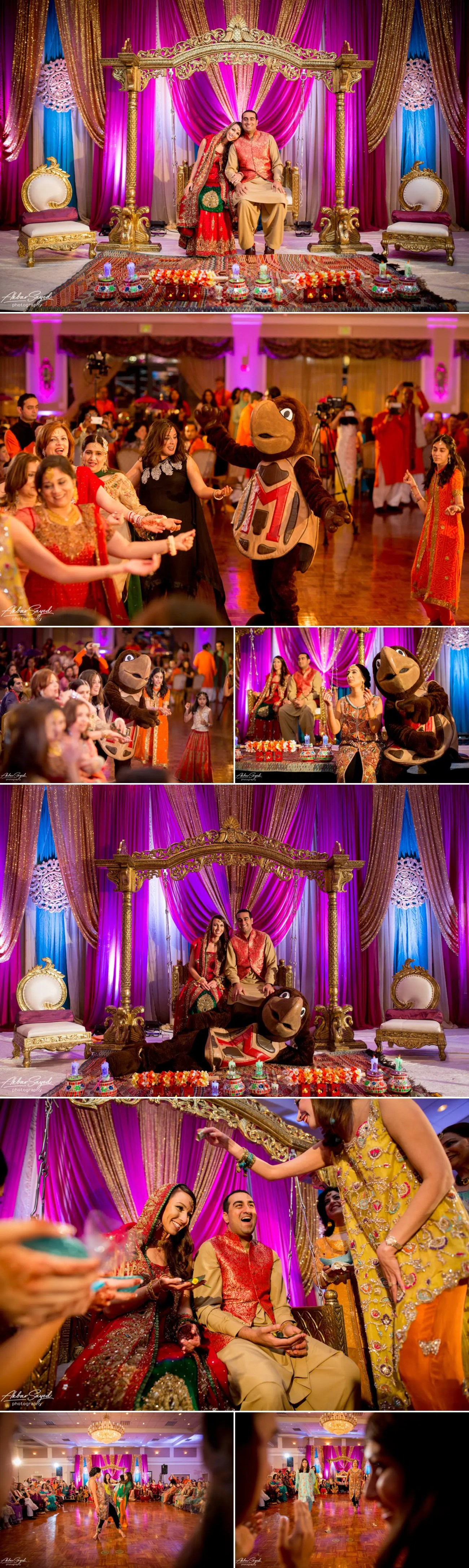 Kathleen and Ali - Ten Oaks Ballroom Mehndi 14