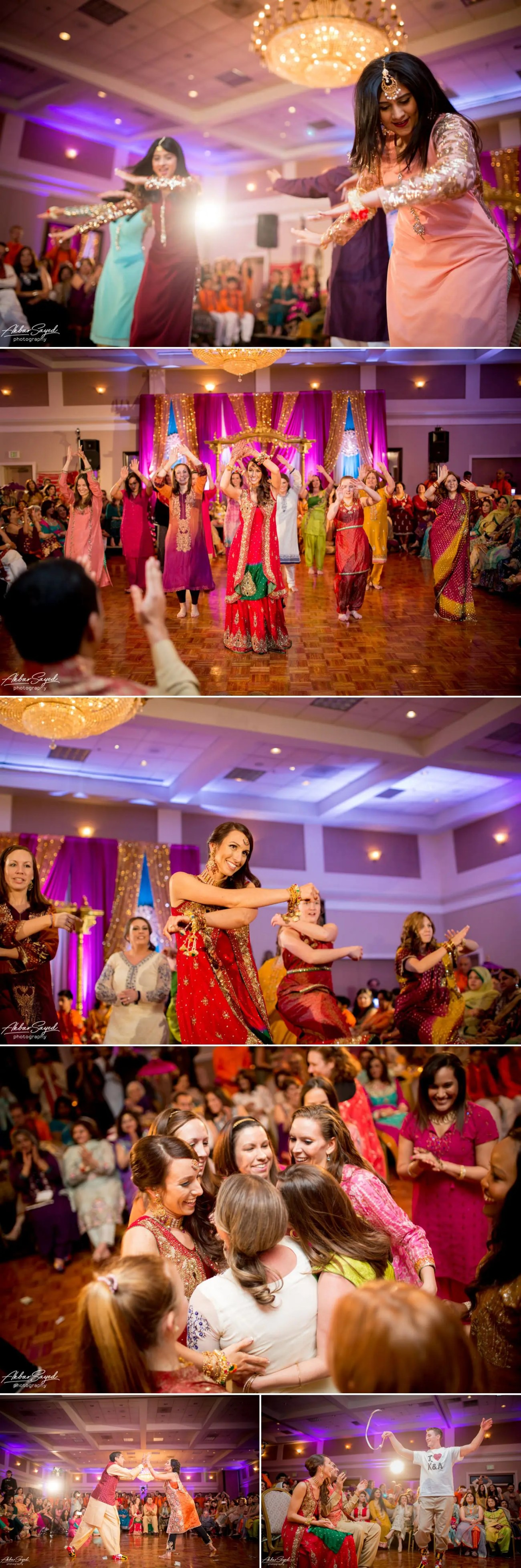 Kathleen and Ali - Ten Oaks Ballroom Mehndi 15