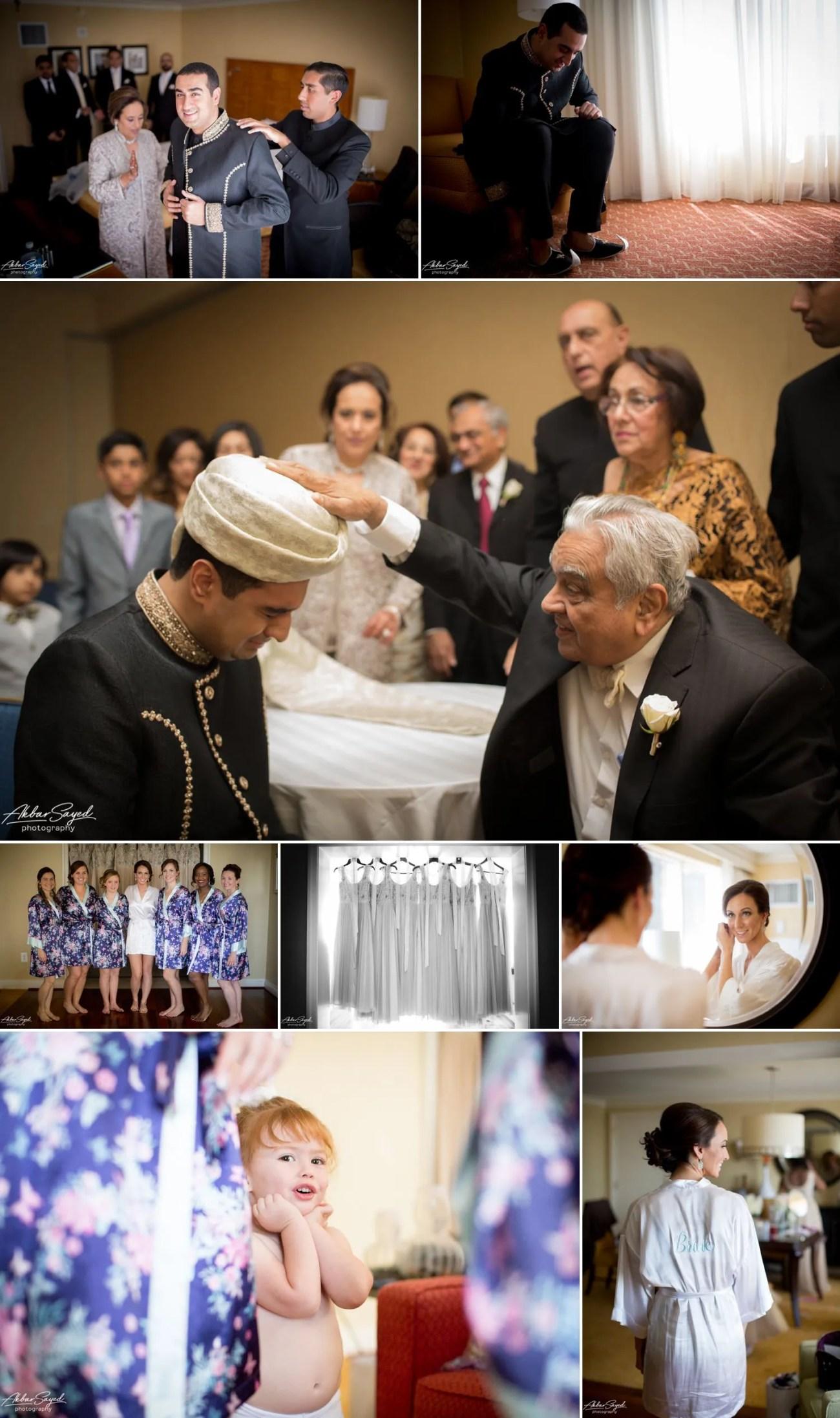 Kathleen and Ali - Baltimore Marriott Waterfront Wedding 8