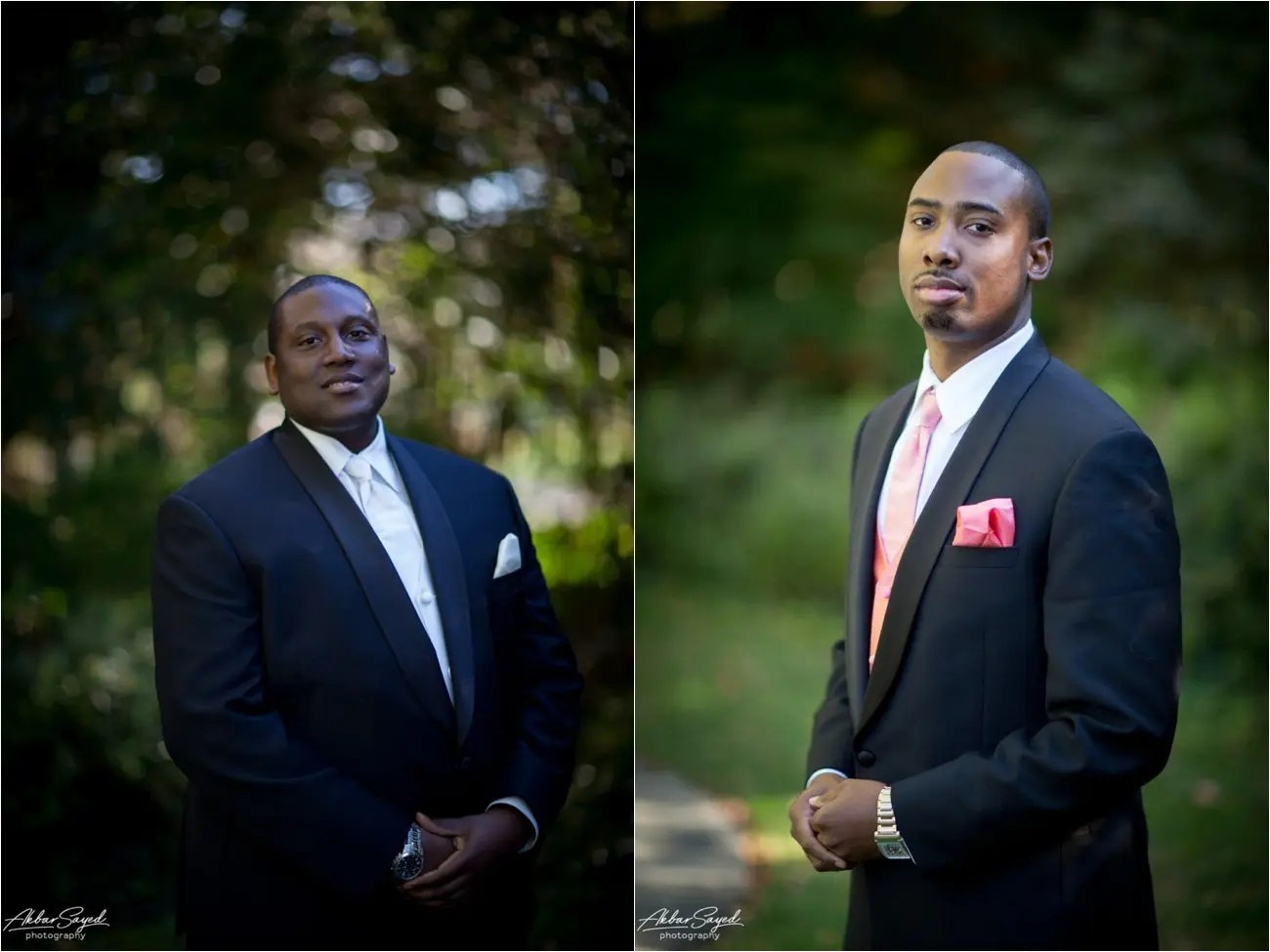 Avon and Tracie - Grey Rock Mansion Wedding 27