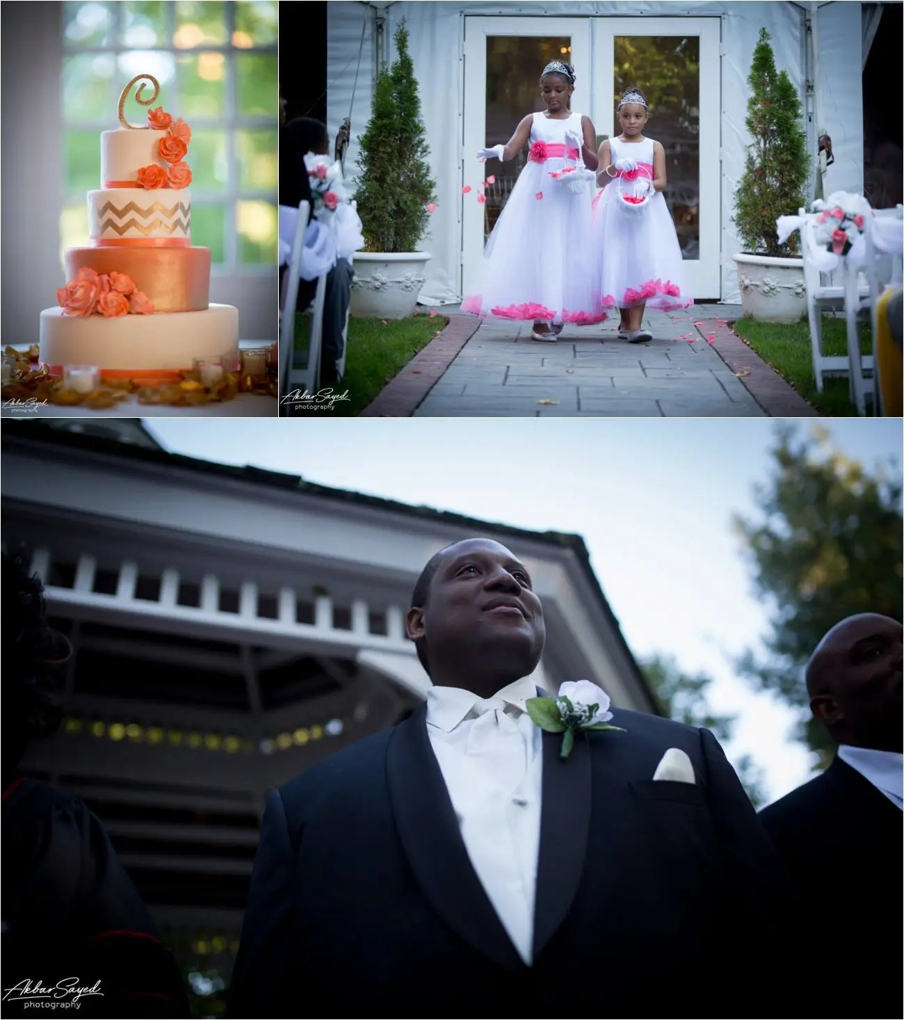 Avon and Tracie - Grey Rock Mansion Wedding 35