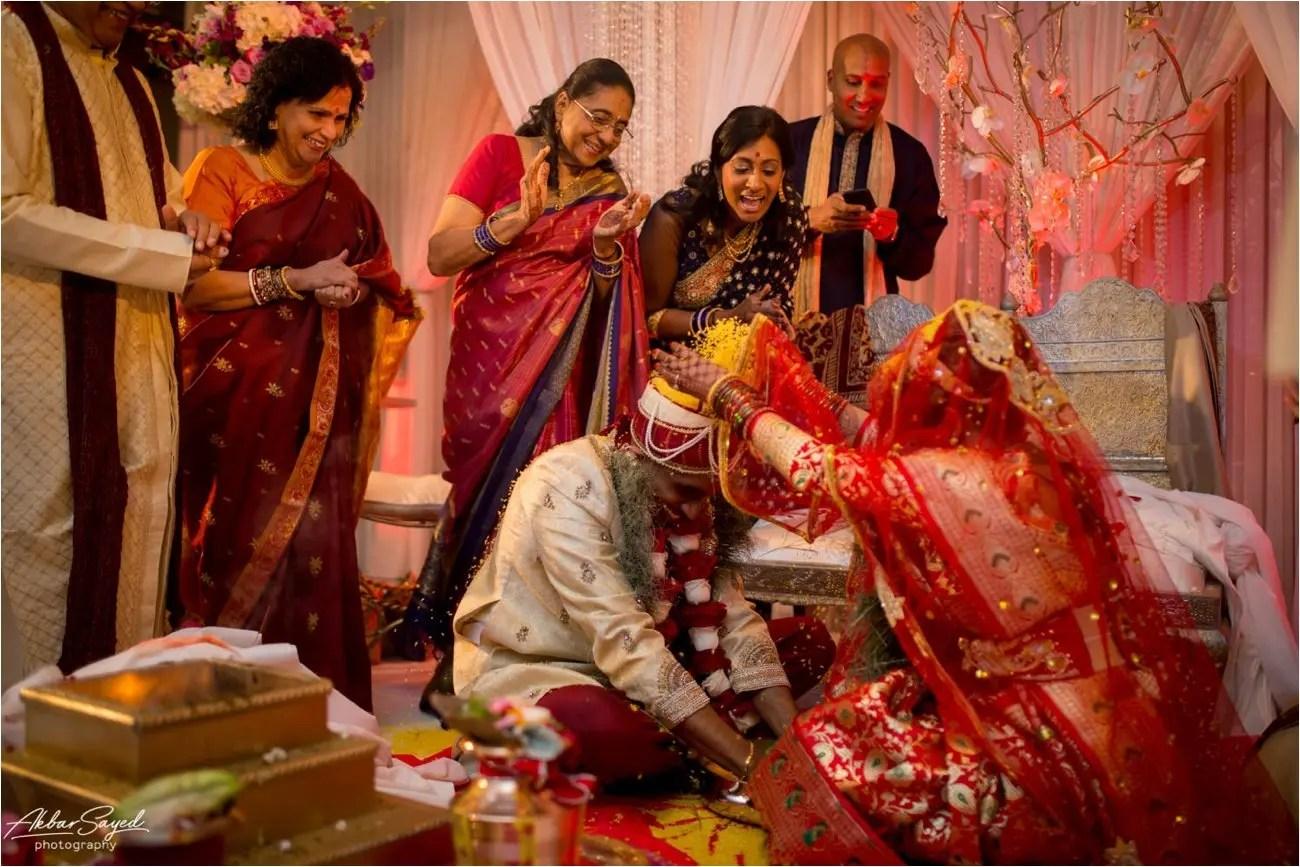 Arjoo and Sharath | Westin Alexandria Wedding 274