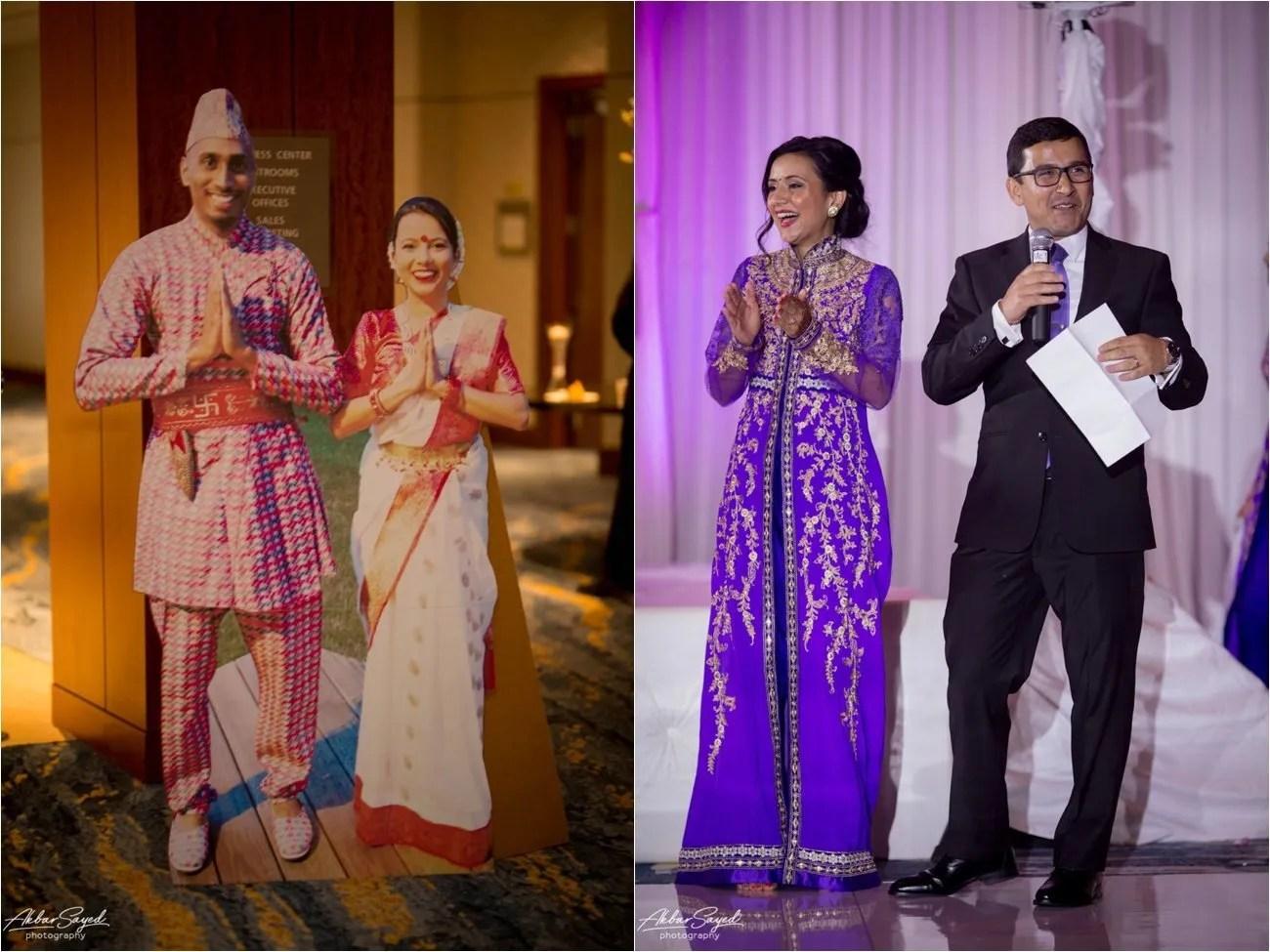Arjoo and Sharath | Westin Alexandria Wedding 328