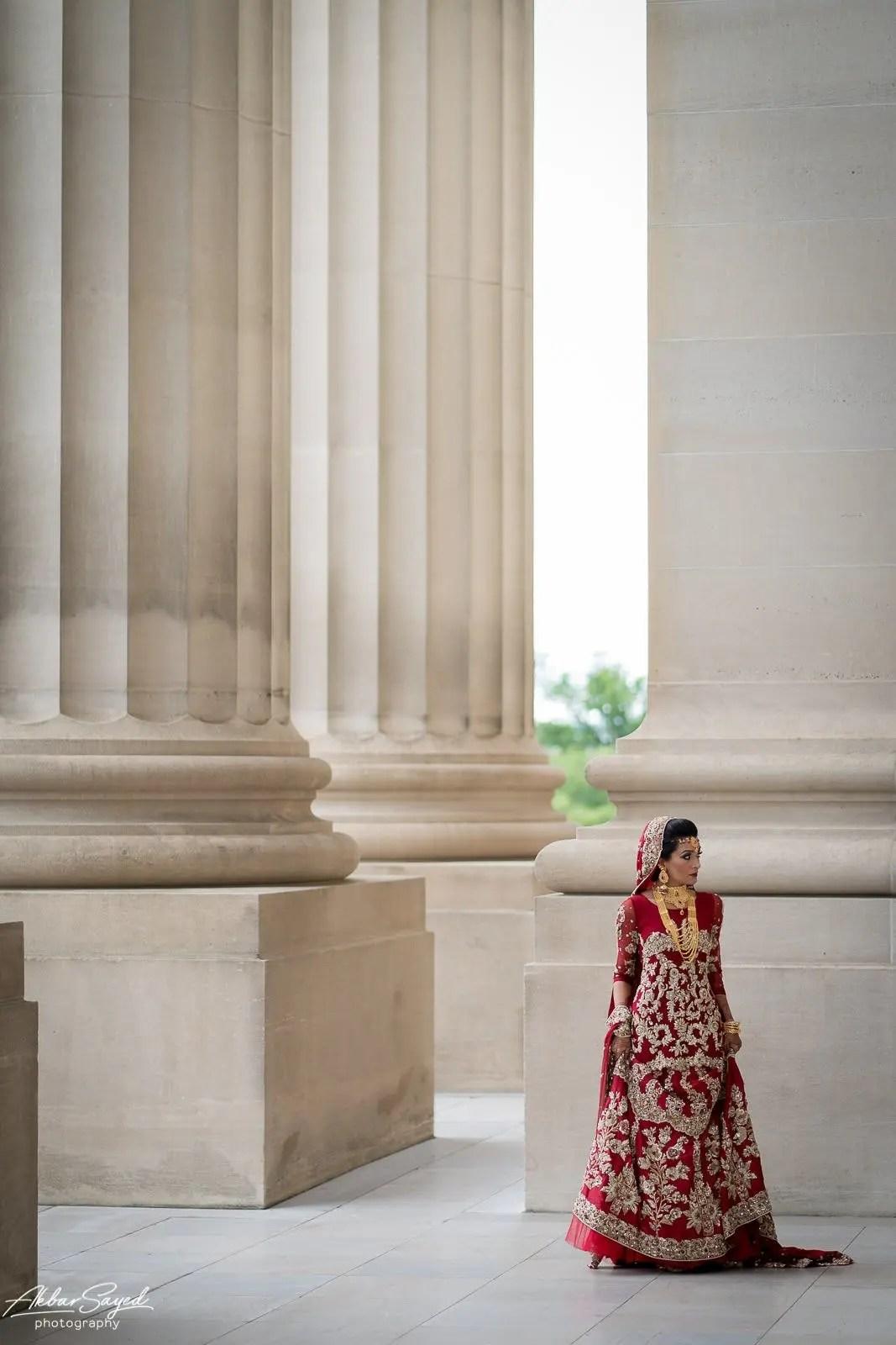 Memona and Salman | Pakistani Andrew W. Mellon Auditorium Wedding 73