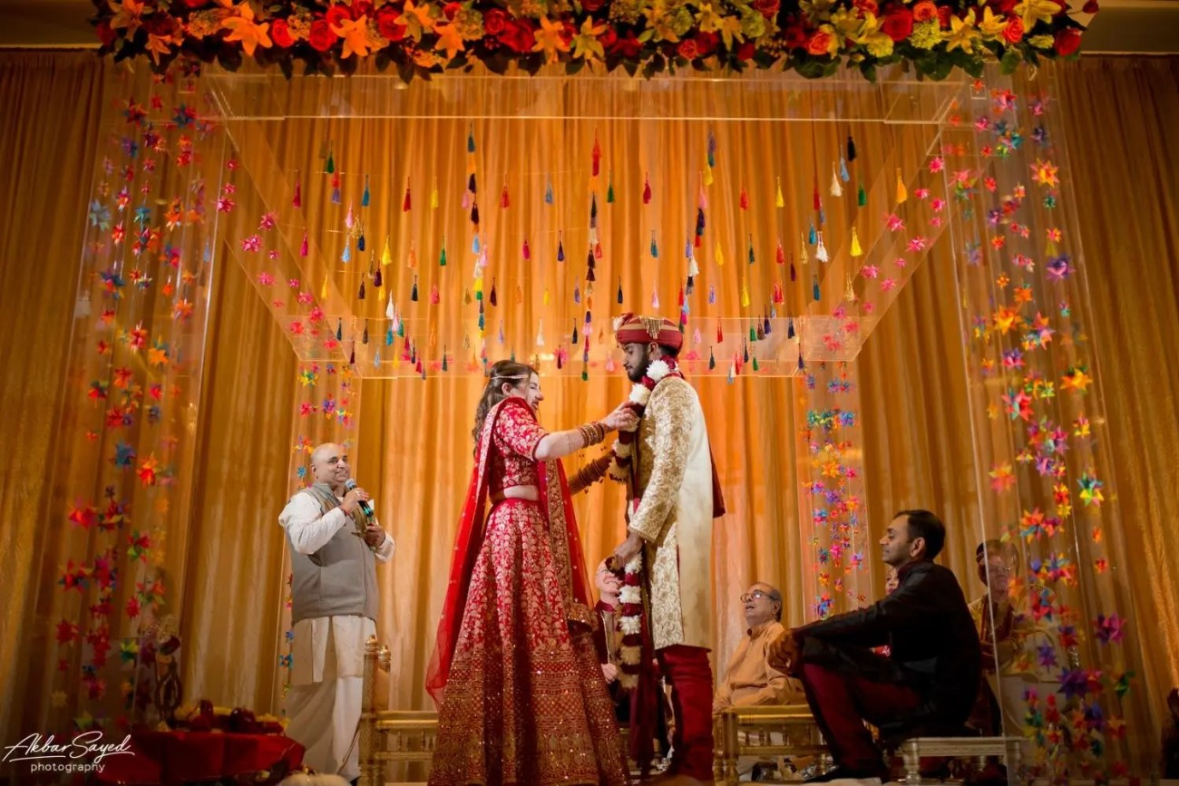 Cassie and Kishan   Hyatt Chesapeake Bay Jewish Hindu Fusion Wedding 104