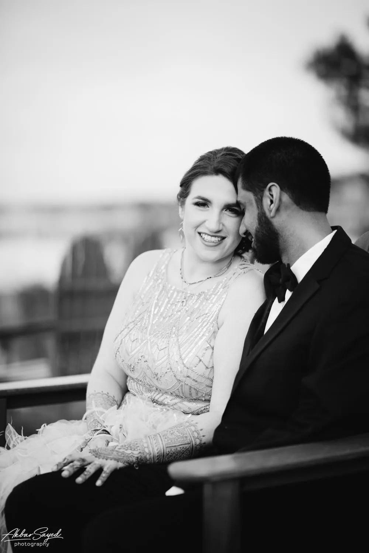 Cassie and Kishan | Hyatt Chesapeake Bay Jewish Hindu Fusion Wedding 120