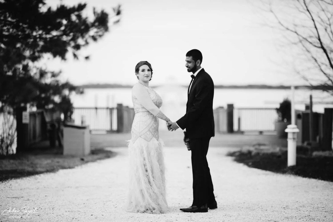 Cassie and Kishan | Hyatt Chesapeake Bay Jewish Hindu Fusion Wedding 122