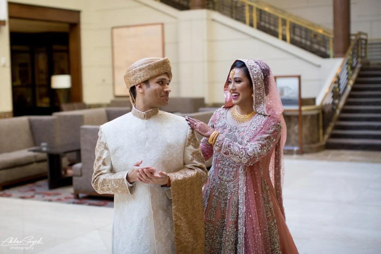 Tagrina and Rakib | Reston Hyatt Muslim Bengali Wedding 76