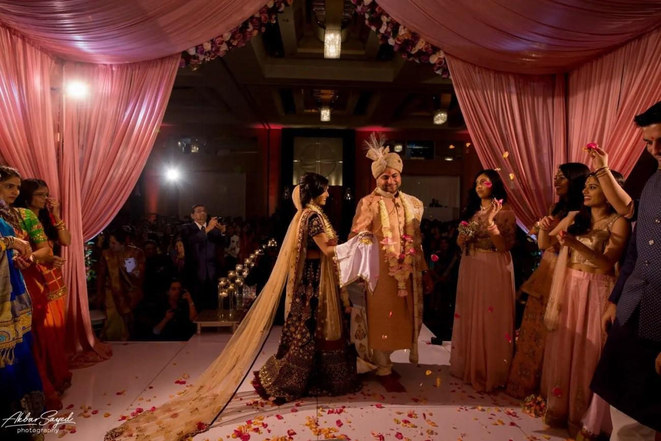 Gujurati Hindu Wedding at Hyatt Chesapeake Bay Wedding 115