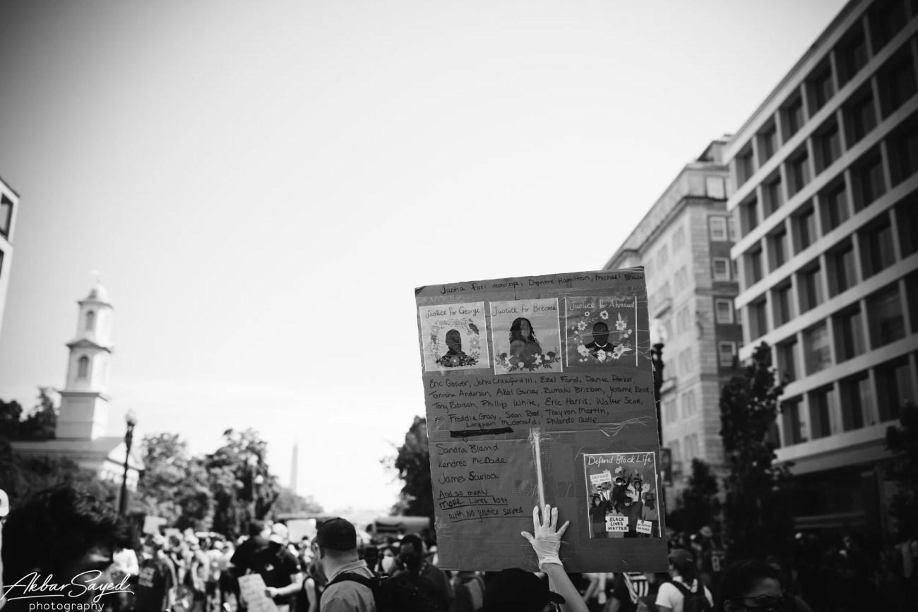 June 3rd, 2020 - Black Lives Matter Protest 65