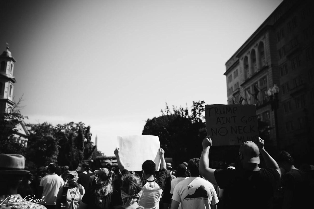 June 3rd, 2020 - Black Lives Matter Protest 70