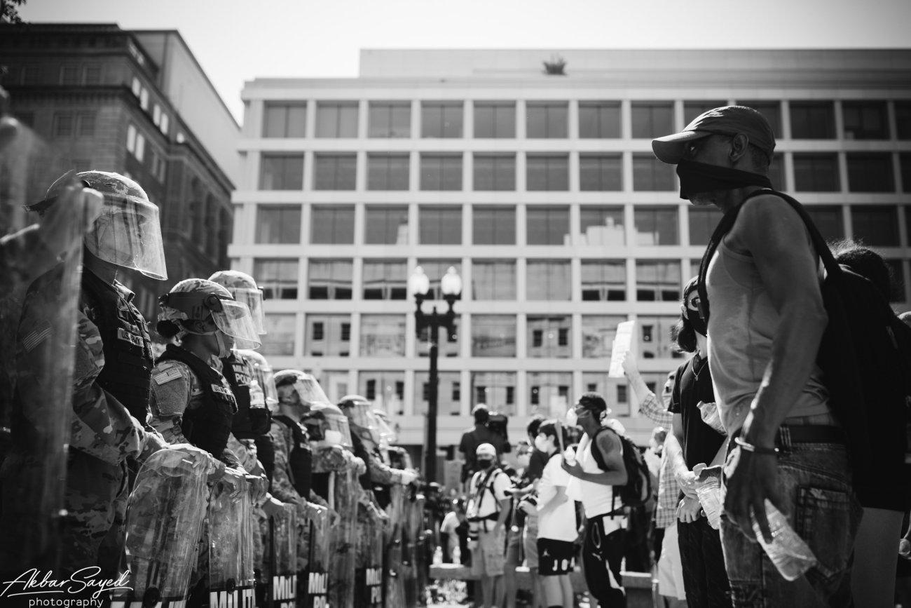 June 3rd, 2020 - Black Lives Matter Protest 73
