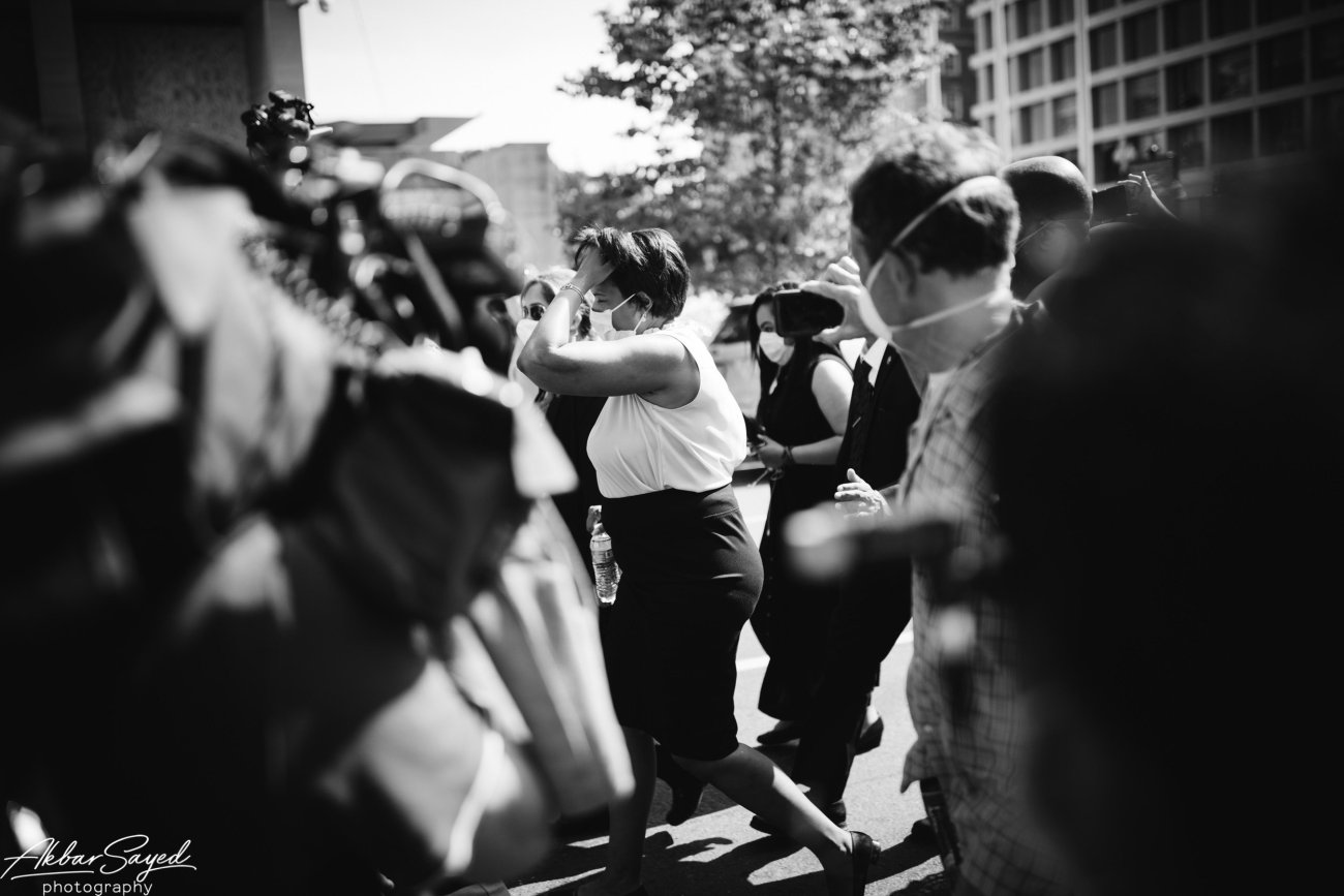June 3rd, 2020 - Black Lives Matter Protest 82
