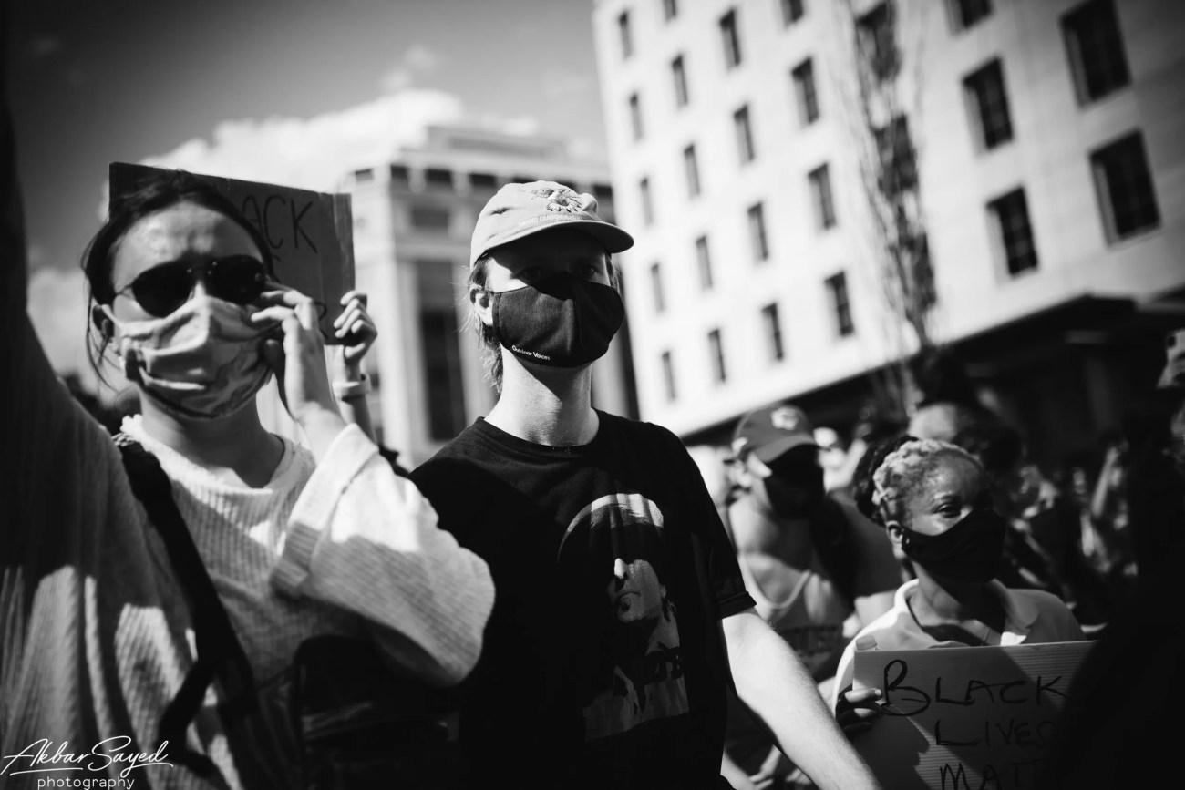June 3rd, 2020 - Black Lives Matter Protest 97