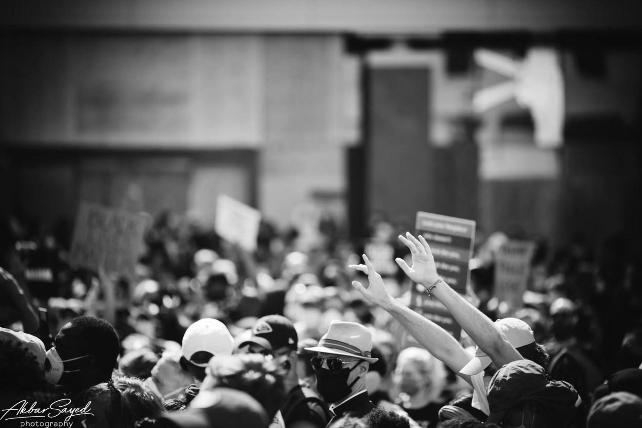 June 3rd, 2020 - Black Lives Matter Protest 60