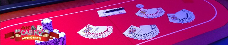 A K Casino Knights DIY hire