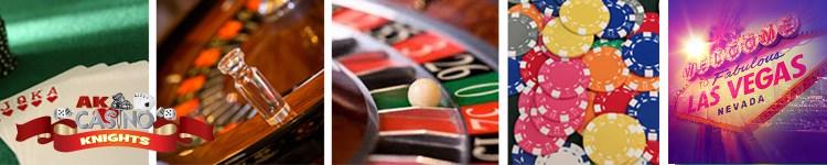 Work for A K Casino Knights as a croupier fun casino dealer