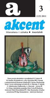 Akcent nr 3/2011