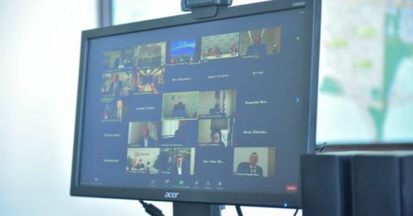 Проект «Тулпар» презентовали на международном круглом столе