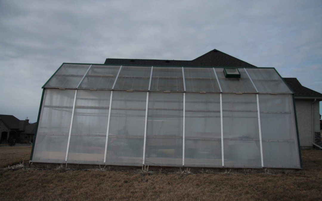 Phase 2 – Move Greenhouse