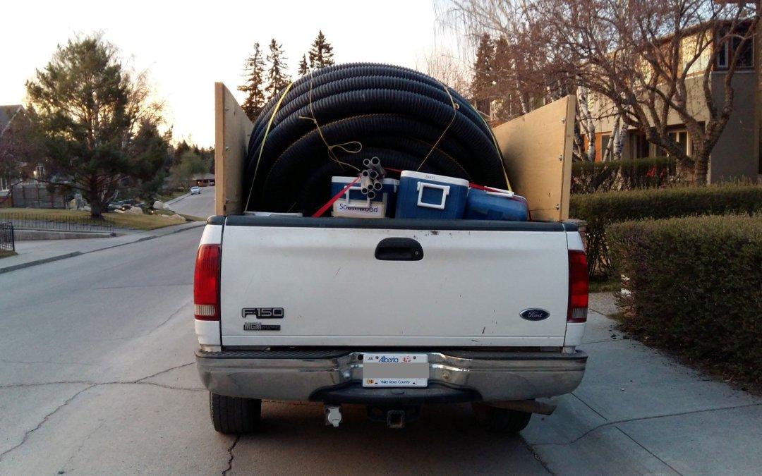 Greenhouse – Truckloads!
