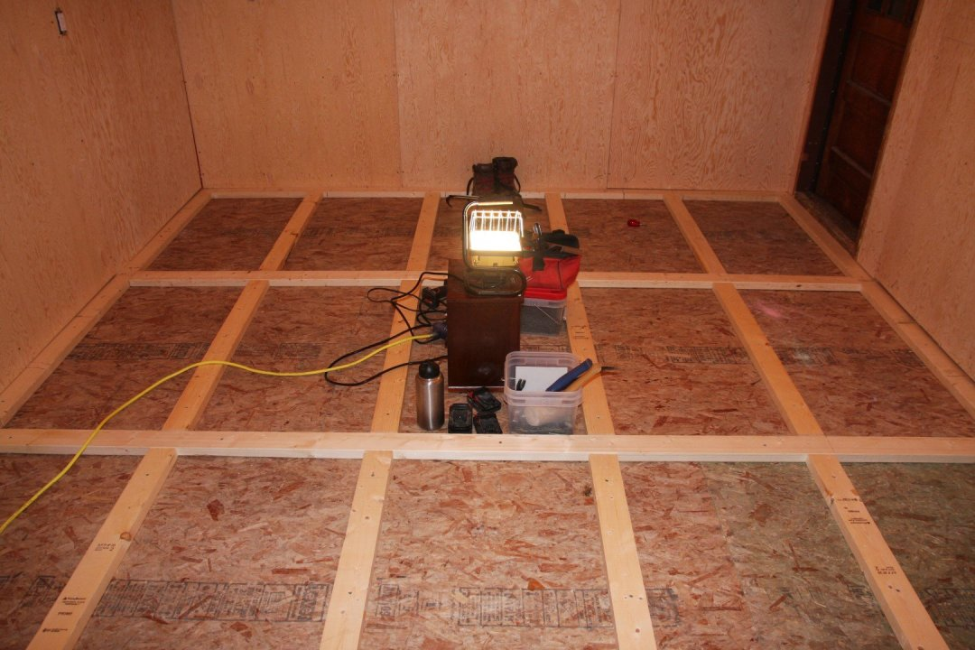 Lab Floor