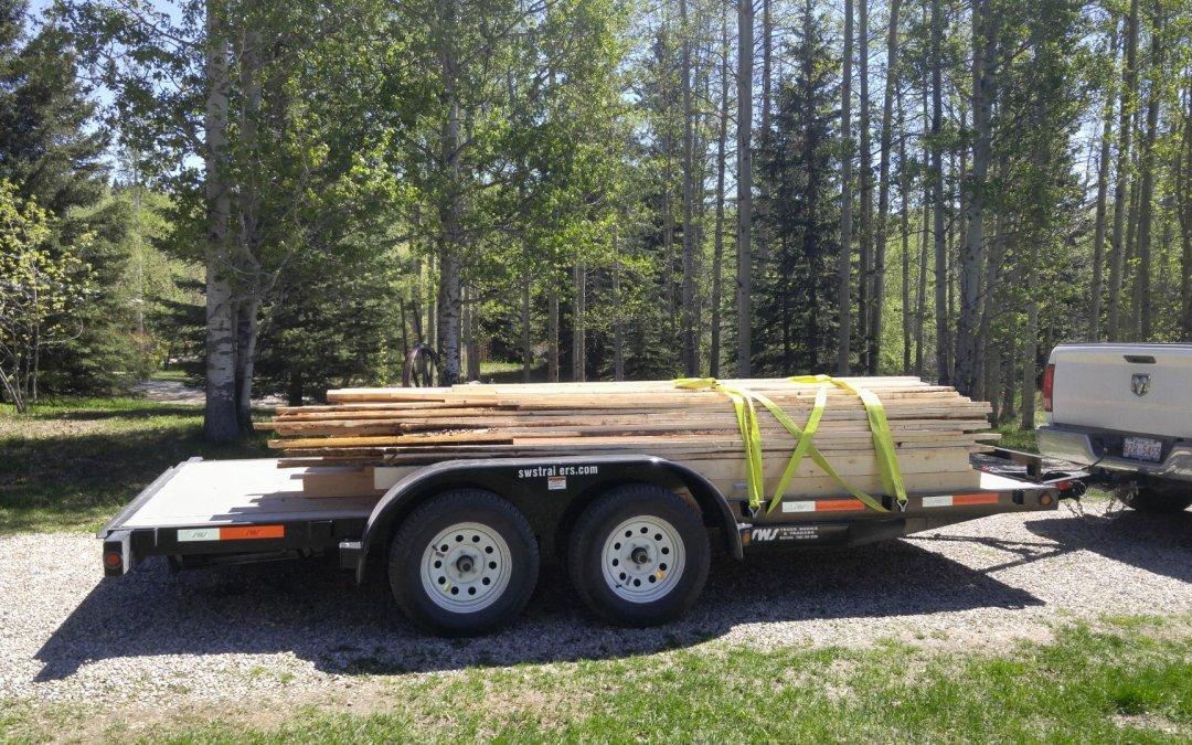 Wood load