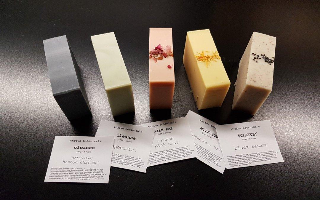 Thrive Botanicals – amazing soap!