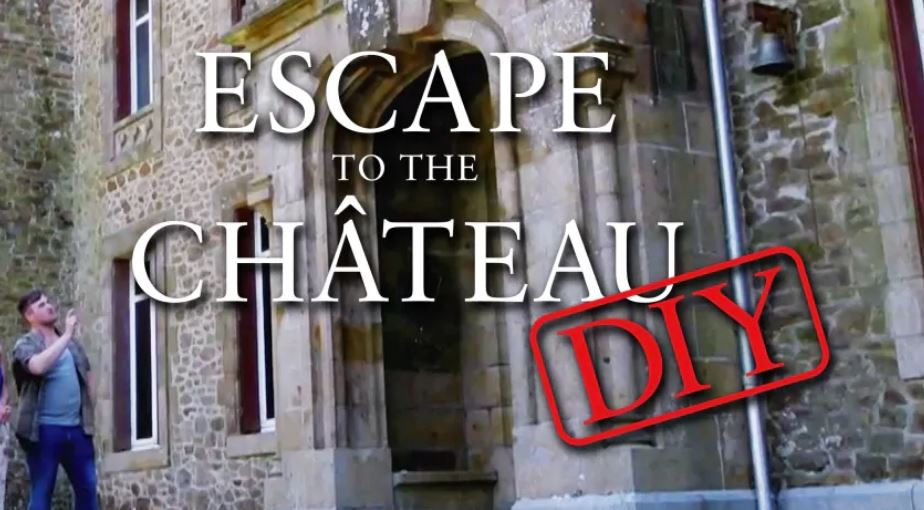 Escape to the Chateau DIY