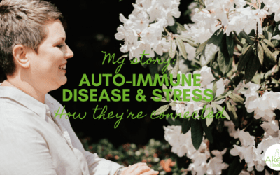 Auto-immune disease and stress: my story