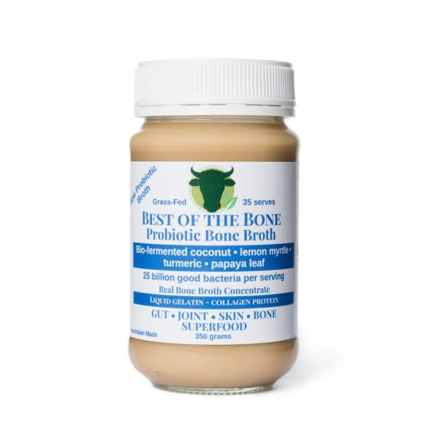 Best of the Bone Broth Concentrate Probiotic
